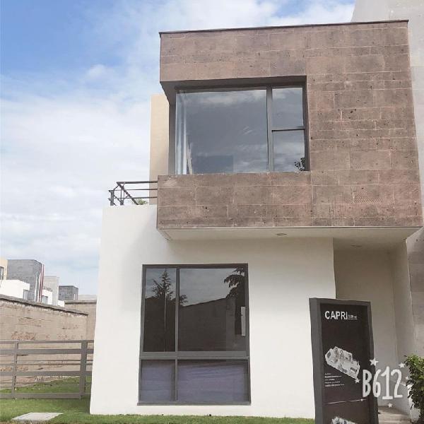 Desarrollo Villas del Campo en Calimaya, Venta de Casa 2
