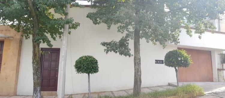 Exclusiva Casa en Renta, Col Lomas de las Aguilas