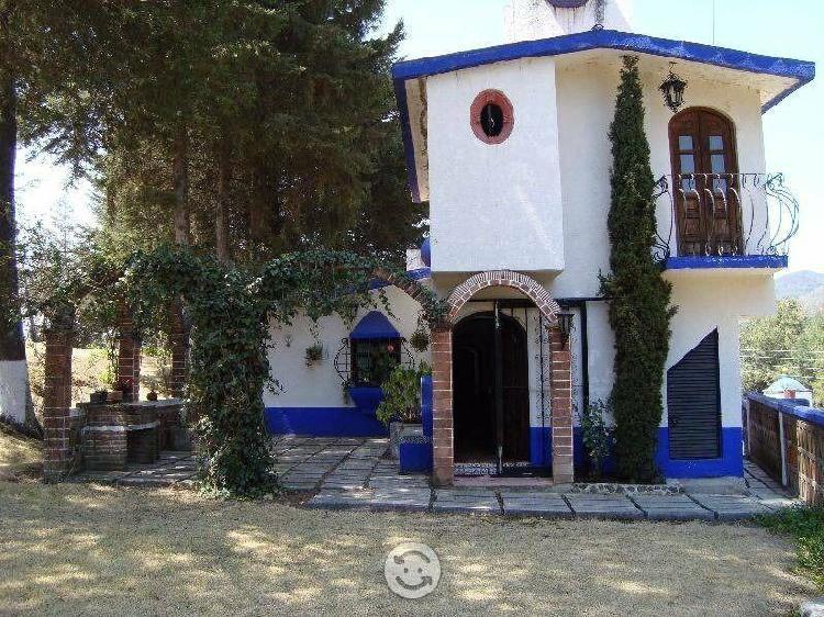 GOLD PROPERTY! Rancho En Venta En El Estado De México /