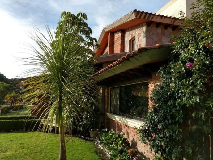 Hermosa y rustica casa amueblada en renta el cristo Atlixco