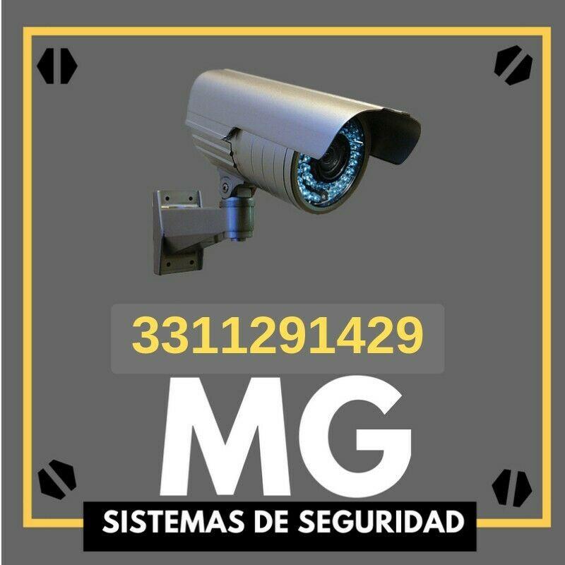 Instalacion y Venta de Camaras de Seguridad en Guadalajara