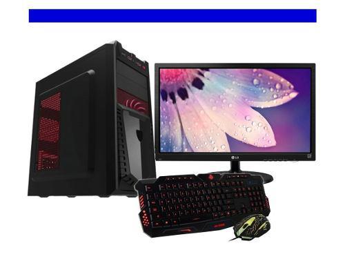 Ojo Computadora Gamer Pc A10 9700 8gb 1tb Radeon R7 21.5 Led