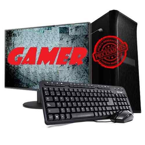 Pc Completa Gamer 10 Nucleos Amd A8 8gb 1tb 18.5 Led Radeon
