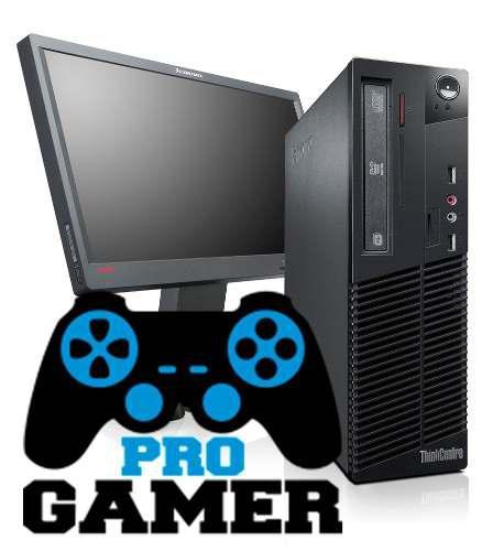 Pc Lenovo 8gb Ram Monitor 20´´ Full Hd Wifi Cpu