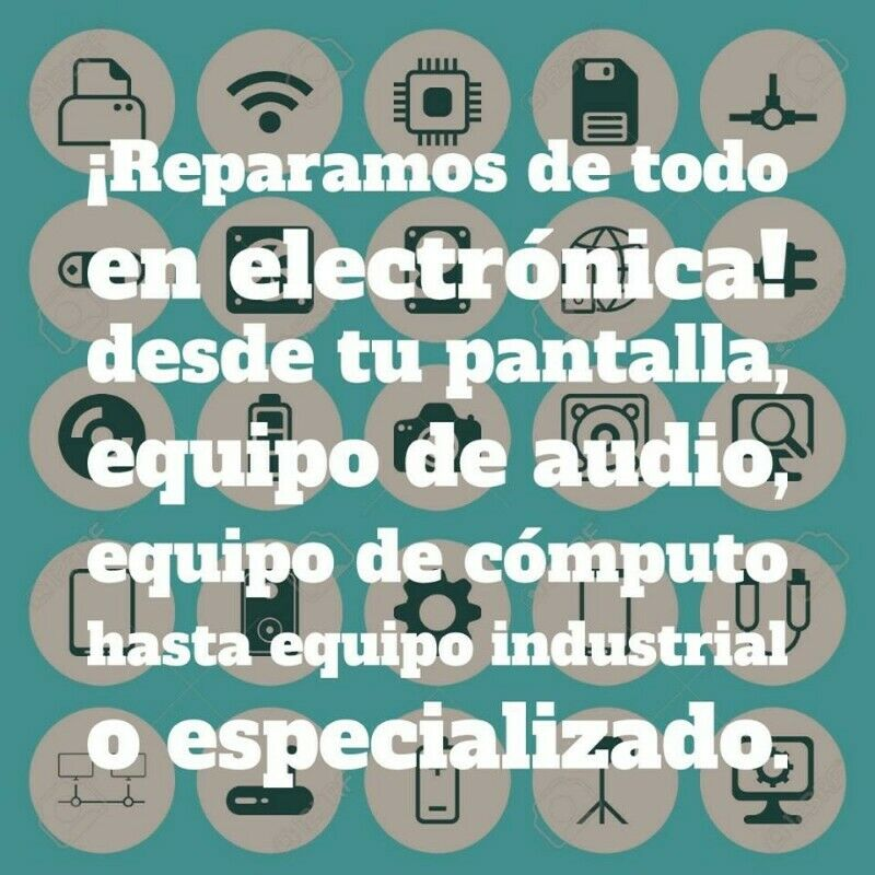Reparación de equipo electrónico y médico