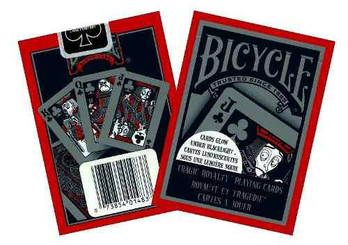 2 Mazos De Barajas Bicycle Tragic Royalty Con Envio Incluido