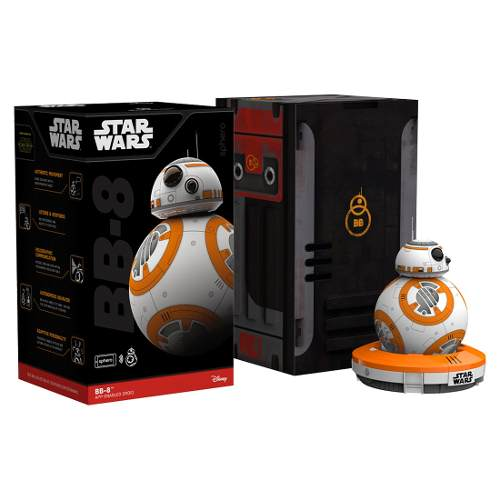 Bb-8 Sphero Droide Robot Star Wars Bluetooth Ios / Android