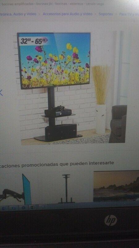 Bonito mueble para pantalla seminuevo