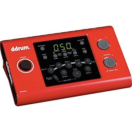 Ddrum Dd1 Modulo Bateria Electrica