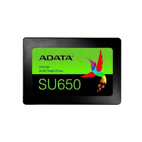 Disco Duro Ssd Interno 240 Gb Sata Iii 2.5 Pulg Su650 Adata