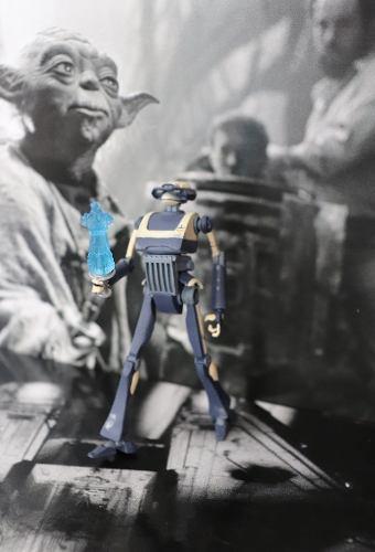 Droid Mdk- Commander Droid Tx 20- Star Wars