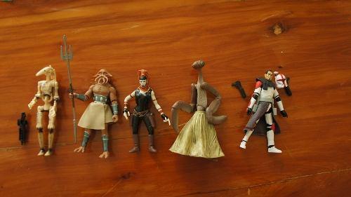 Droid Mdk- Lote Oferta De Figuras Star Wars - 11