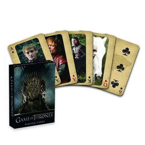 Game Of Thrones Baraja De Cartas Importadas