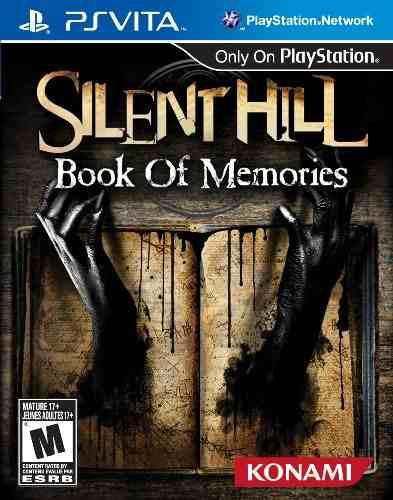 Juegossilent Hill Libro De Recuerdos - Playstation Vita..