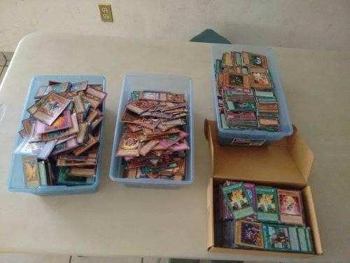 Lote De Cartas Yugioh Variadas 400 Por Lote