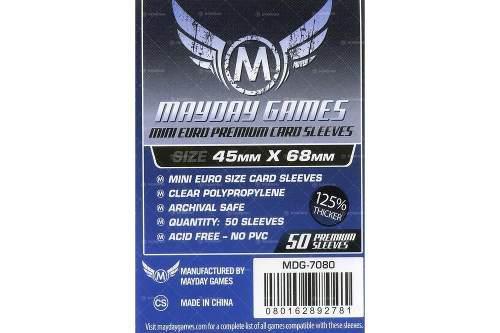 Mayday Micas Mini Euro Premium 45x68mm Pack 50