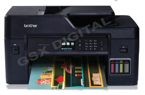 Multifuncional Tinta Continua Brother Mfct4500dw Doble Carta