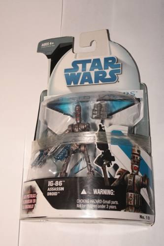 Sgg Star Wars No.18 Droide Asesino Ig-86
