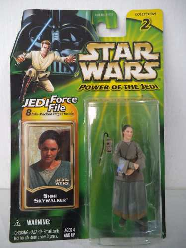 Shimi Skywalker Star Wars Power Of The Jedi Hasbro