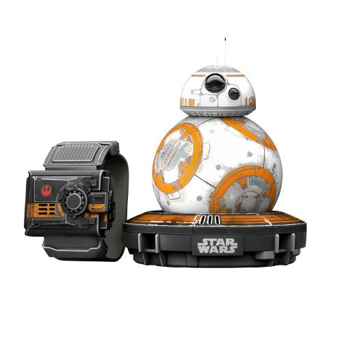 Sphero Robot Special Ed Bb8 Star Wars Personaje Ios/android