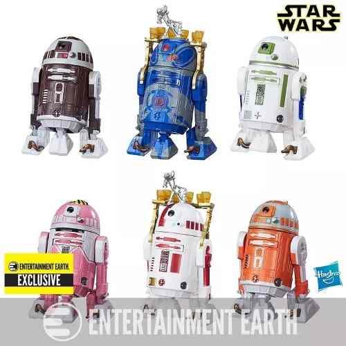 Star Wars Astromech Pack !!!!!!