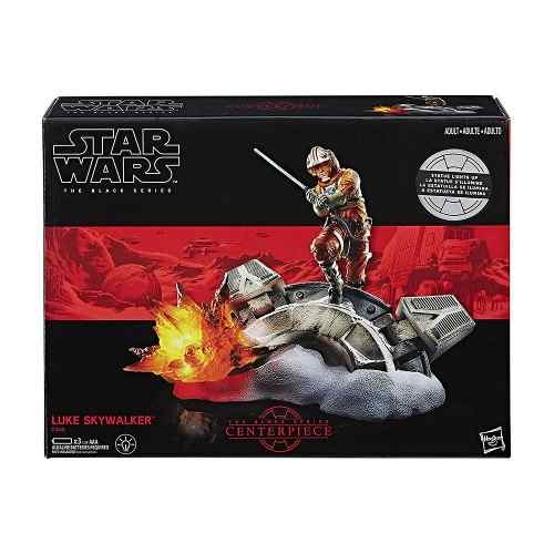 Star Wars Luke Skywalker Centerpiece Black Series