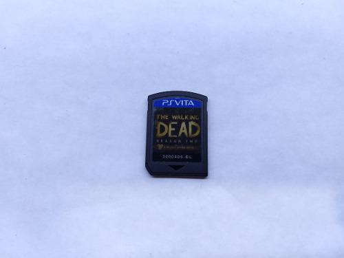 The Walking Dead Season 2 S/c Psvita Gamers Code**