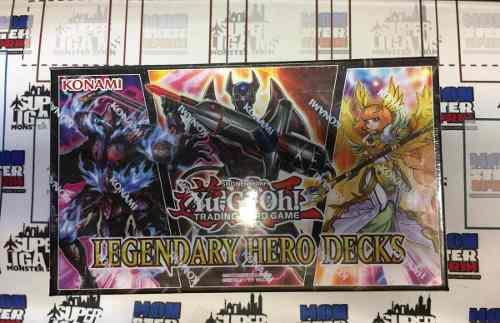 Yugioh Legendary Hero Deck Ya En Venta Envio Gratis