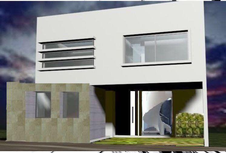 Hermosa casa en venta estilo minimalista en Aqua Lago