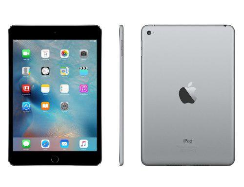Ipad Mini 4 Wi-fi 128gb Gris Espacial