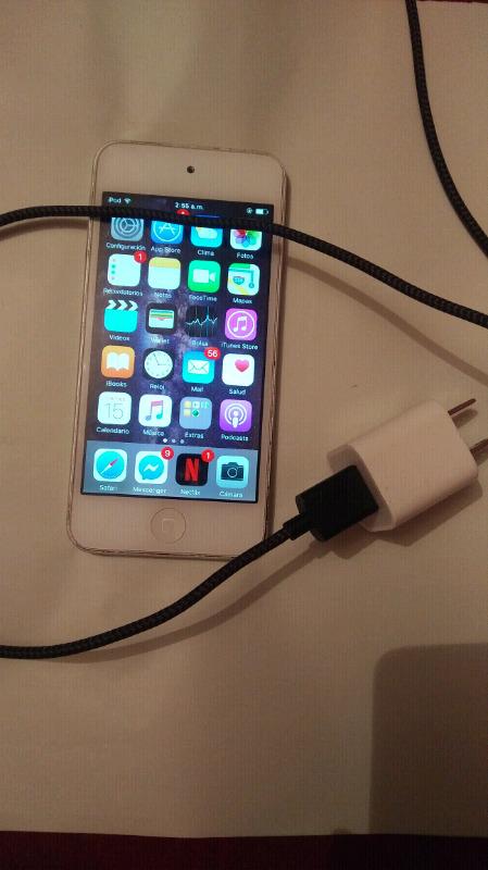Ipod touch de 5G con 32GB precio a tratar