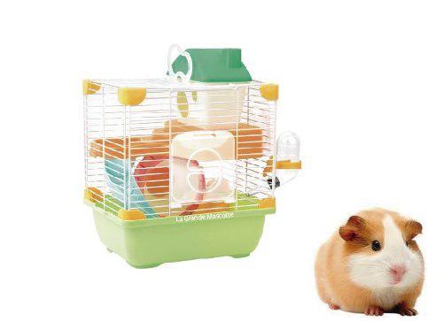 Jaula Casa Para Hamster Land Mini Woods 24.1 X 18.3 X 30.1