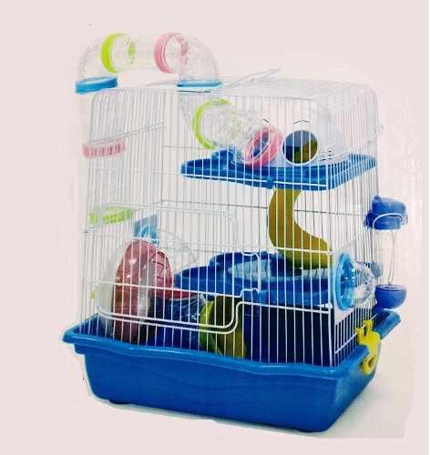 Jaula Para Hamster Fresno 2 Todos Los Accesorios