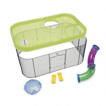 Kit De Fantasy P/ La Jaula Fantasy De Hamster Imac Italiana