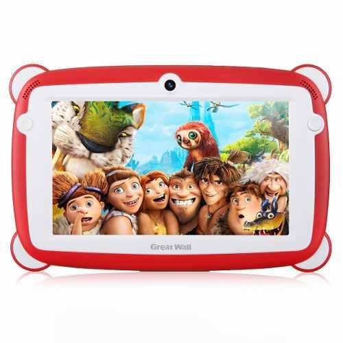 Tablet Android De Niños 7´android Ips 1gb+8gb 2 Camaras