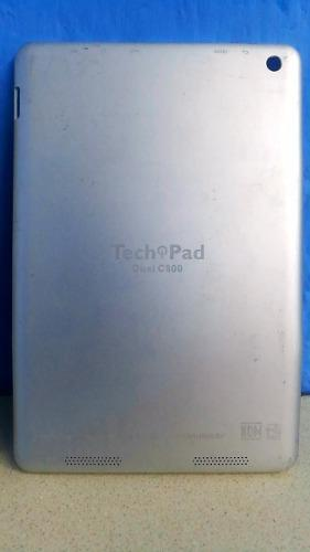 Tablet Techpad Dual C800 Para Refacciones