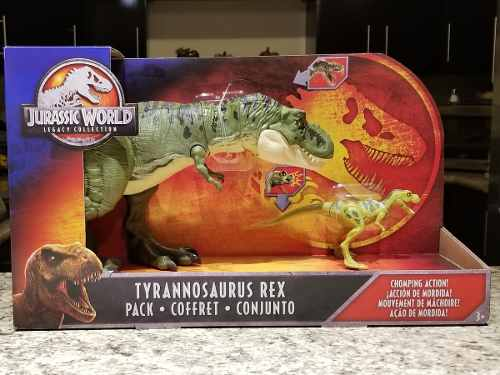 Tyrannosaurus Rex Verde Legacy Collection Jurassic World