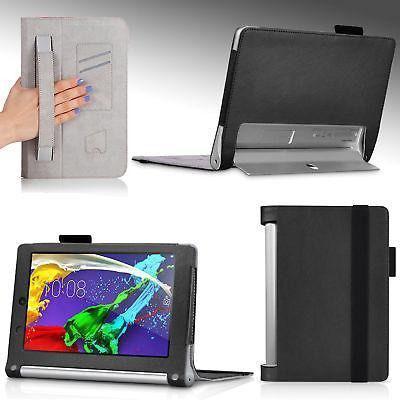 Yoga De Lenovo Tablet 8 2 Desmontable Pu Cuero Caso Sop-8454