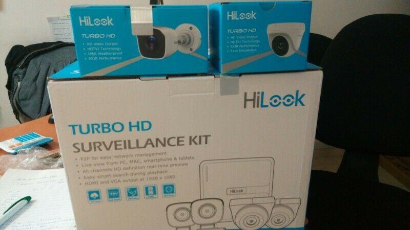 kit de camaras de Vigilancia