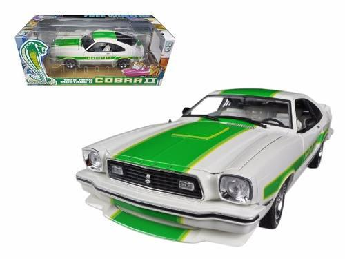 1/18 Ford Mustang Cobra 1978 Clasico Greenlight Limited