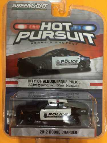 2012 Dodge Charger - Hot Persuit Greenlight