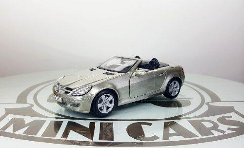 Autos Escala 1:18 Mercedes Benz Slk C Maisto Coleccion Metal