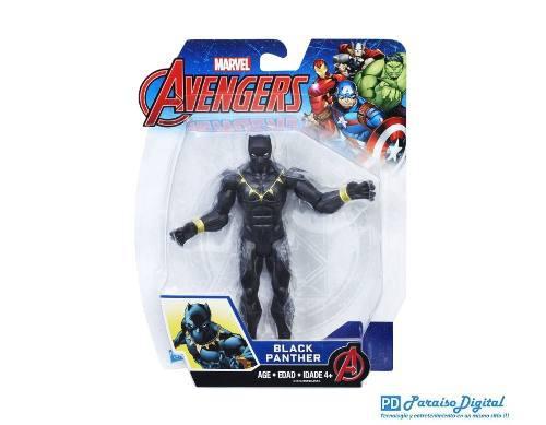 Black Panther Figura De Accion Avengers Marvel