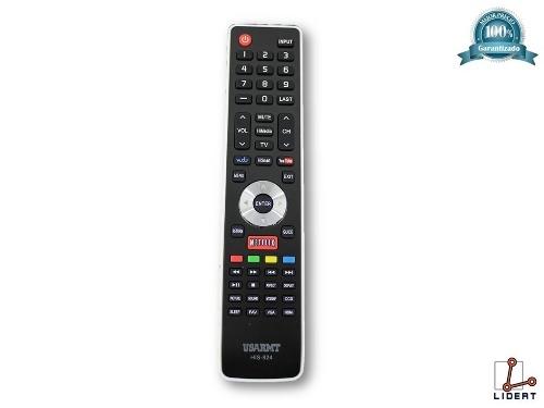 Control Pantalla Tv Hisense Smart Netflix Youtube His-924