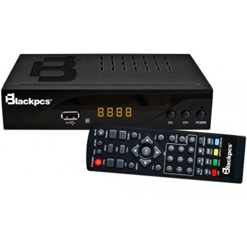 Decodificador Tv Digital Metal Hdmi Coaxial E010alum-bl
