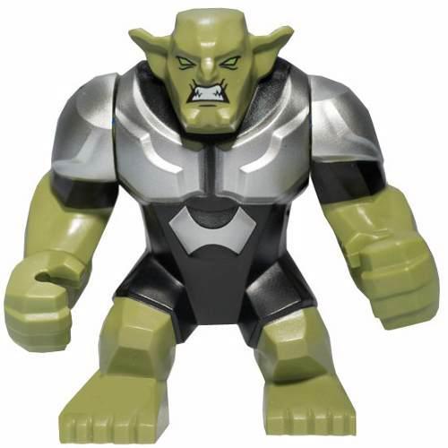 Figura Grande De 7.5 Cm Duende Verde Green Gobin Minifigura