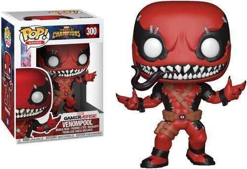 Funko Pop Games Venompool