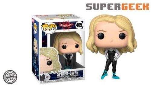 Funko Pop Spider Man Spider Gwen Spiderverse (1