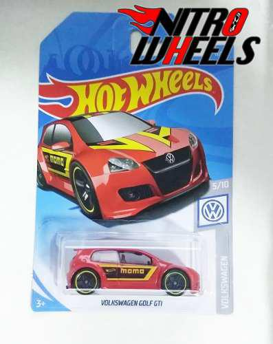 Hot Wheels Volkswagen Vw Golf Gti Momo