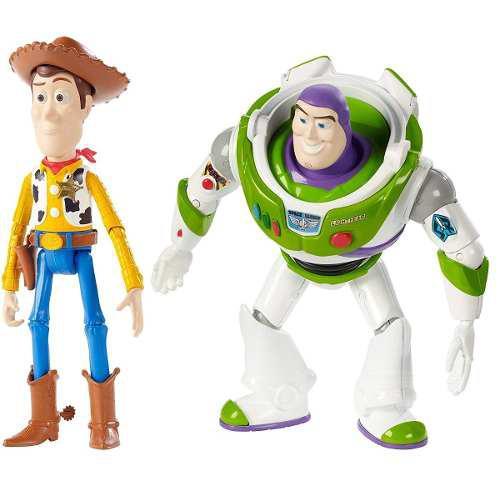 Juguetes De Toy Story Woody Y Buzz Ligthyear